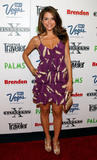 Maria Menounos shows cleavage at 2008 CineVegas film festival