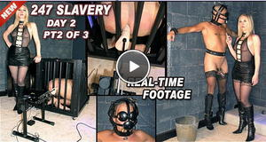 Real-Time Footage 247 Slavery Day 2 #2of3 (Part 5 of 5)