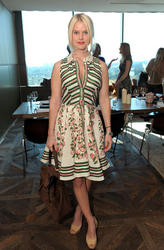 Alice Eve - Cleavage! - Piaget Hollywood Lunch- (2/23) 2011 - LQ x 4