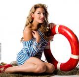 Trish Stratus (2008: Sexy Sailor) - Full Set, but LQ Foto 686 ( - Полный набор, но LQ Фото 686)