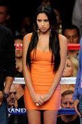 Jasmine Villegas at the MGM Grand Garden Arena in Las Vegas, September 17, 2011