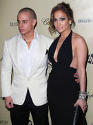 *Adds* Jennifer Lopez - Golden Globes Weinstein After Party 2013