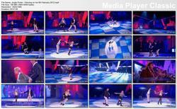 Jorgie Porter - Dancing on Ice 5th February 2012 HD