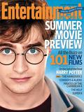 Harry Potter-Entertainment Weekly April 2011 cover (Daniel Radcliffe)