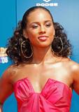 Alicia Keys - 2008 BET Awards in Los Angeles