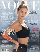 Candice Swanepoel - Vogue Spain April 2013
