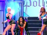 The Pussycat Dolls Performs at Jimmy Kimmel Live