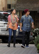 th 55764 Selena20 123 57lo Selena Gomez   at a restaurant in Hollywood 01/10/2012