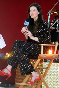 Liv Tyler - Good Morning America interview - NYC 06-20-2014